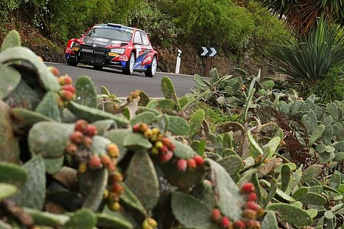 Mikkelsen w FIA ERC