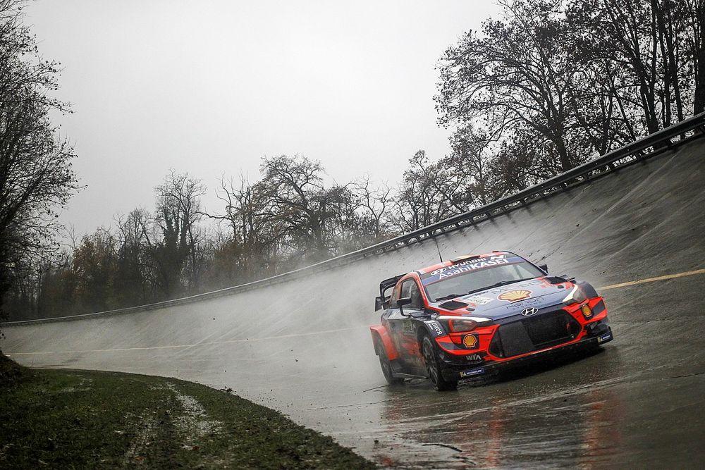 Le Rallye de Monza confirmé en clôture de la saison 2021 du WRC