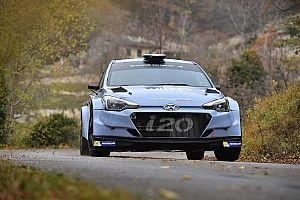 """Fotos: Franco Morbidelli en la """"fosa de los leones"""" del WRC"""