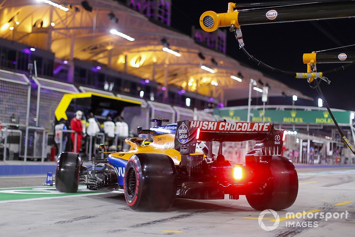 F1-coureurs betwijfelen of 'outer circuit' gewenst spektakel brengt