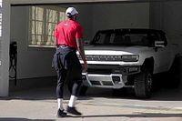 LeBron James tetszését elnyerte az elektromos Hummer
