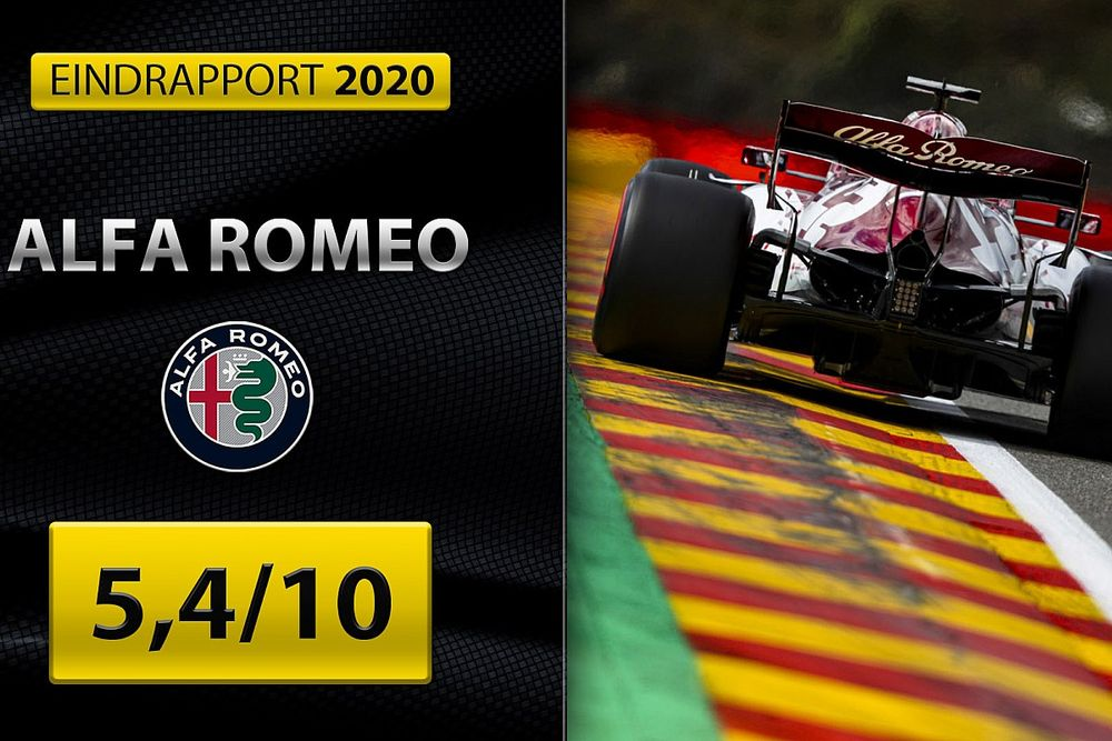 Eindrapport Alfa Romeo: Team moet zich bezinnen op toekomst