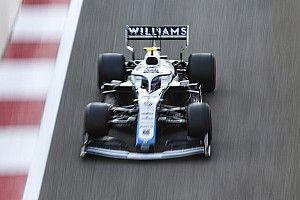 Latifi, Williams'ın 2020'deki gelişiminden etkilendi