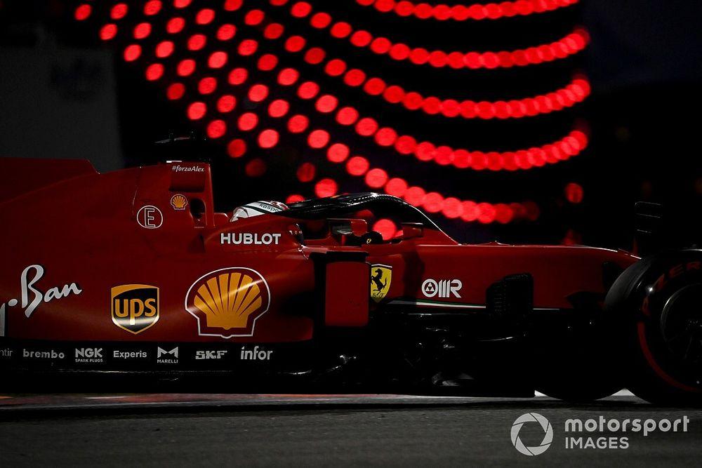 Ferrari révèle le nom de sa Formule 1 2021