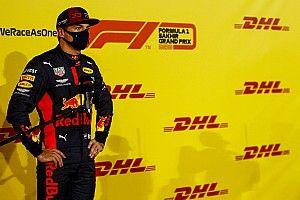 予選3番手フェルスタッペン「悪くない結果。タイヤがどう影響するか楽しみ」