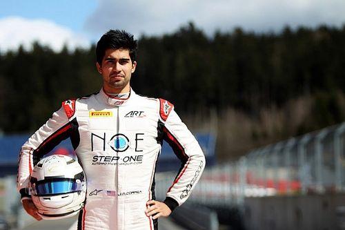 Juan Manuel Correa, Sauber'in genç sürücü programına katıldı