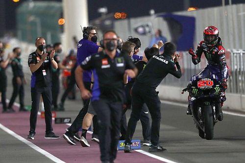 Quartararo zet 'amateuristische' Qatar GP recht met overwinning