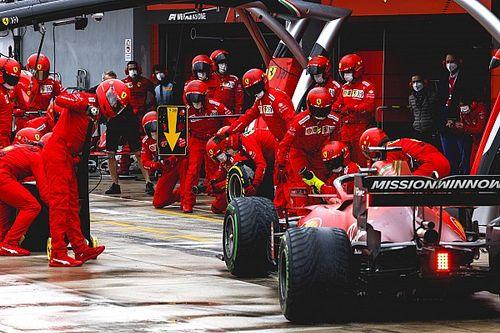 "Ferrari se félicite de sa ""belle performance"" d'Imola"
