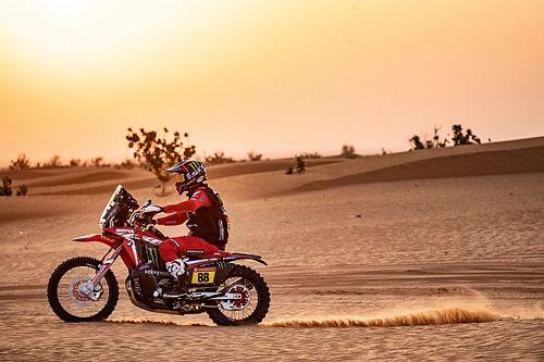 """Barreda: """"La navegación de este Dakar nunca la había vivido"""""""