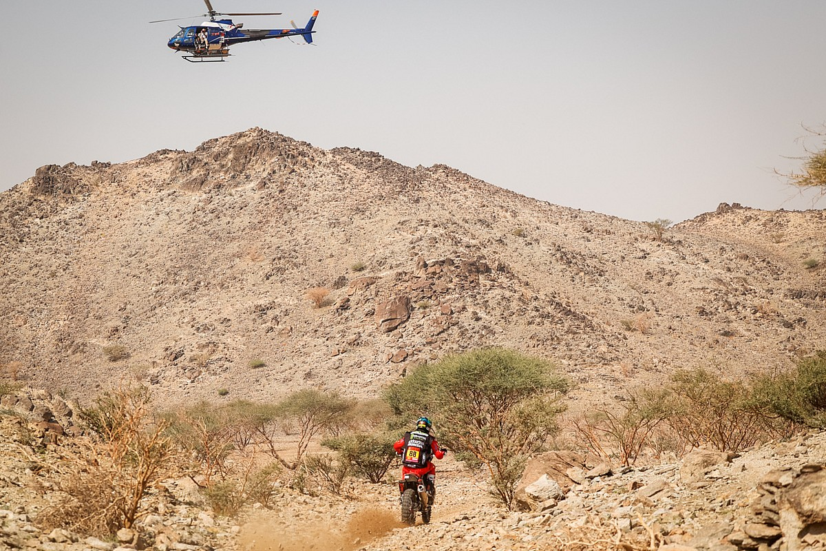 """Dakar, Barreda: """"Se ci sono errori nel GPS, è impossbile"""""""