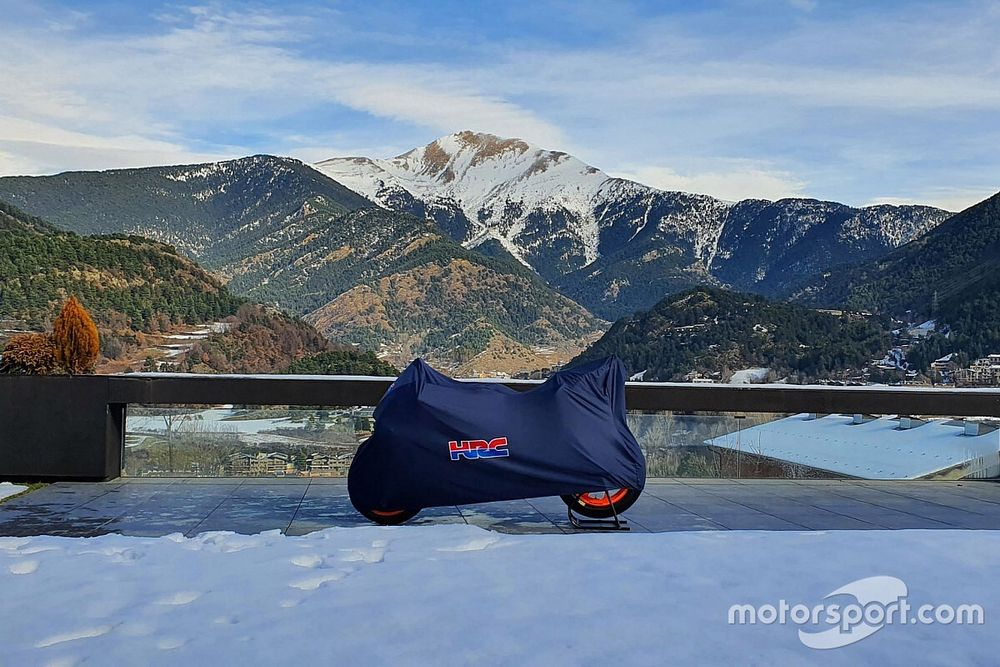 Repsol Honda fija la fecha para presentar la moto de Pol Espargaró y Marc Márquez