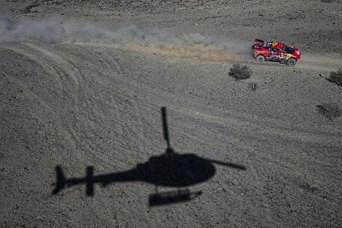 GALERÍA: mejores fotos de la etapa 1 del Dakar 2021