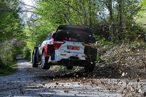 WRC Rally Croatia: Ogier recovers to beat Evans to victory by 0.6s