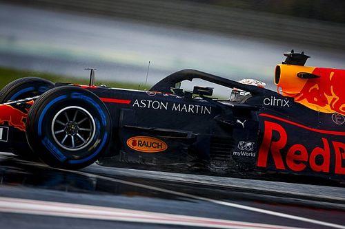 """Verstappen, """"decepcionado"""" tras perder la pole en Turquía"""