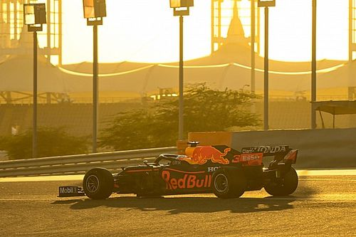 Verstappen fastest on final F1 Bahrain test day