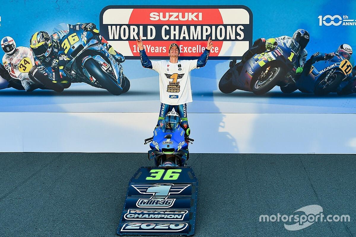 Joan Mir, un nouveau roi discret pour le MotoGP