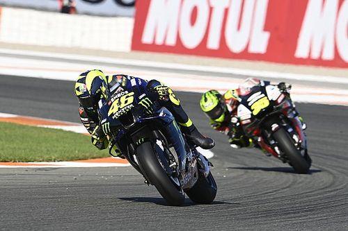 Meraih Titel di Musim Kedua, Rossi Beri Selamat kepada Mir