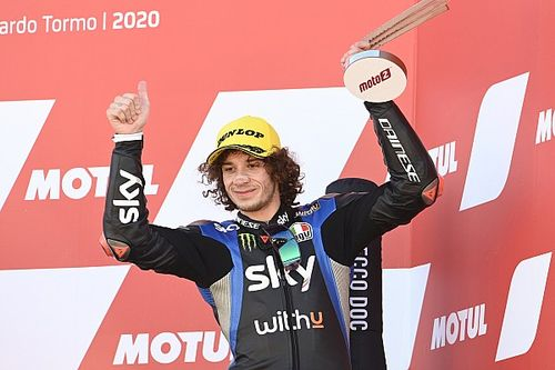 Bezzecchi doesn't get VR46 nod to join Aprilia MotoGP team