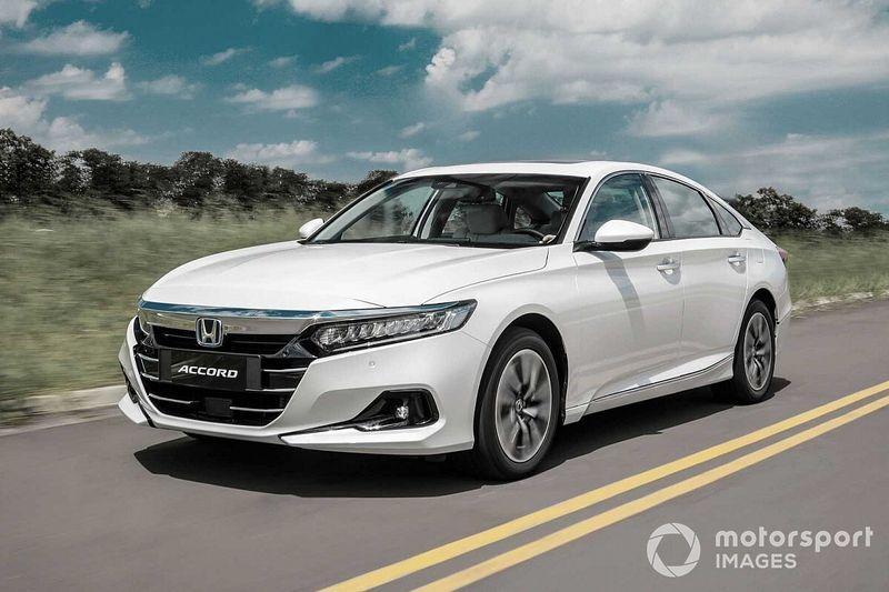 Novo Honda Accord híbrido chega ao Brasil e faz até 17,6 km/litro
