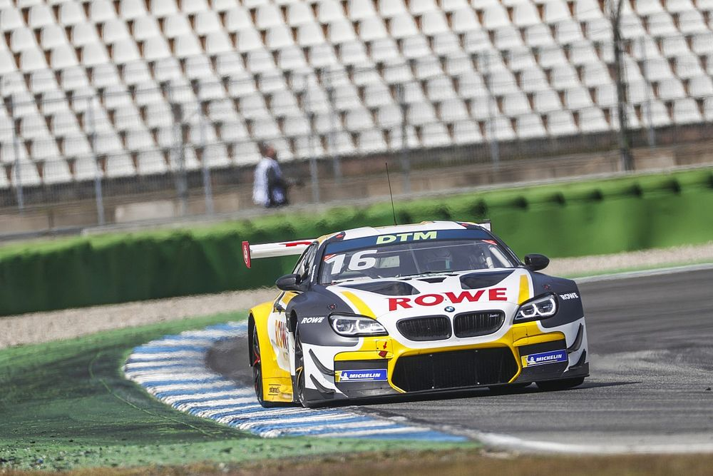 """DTM tyre choice """"doesn't work for BMW"""", says Rowe boss"""