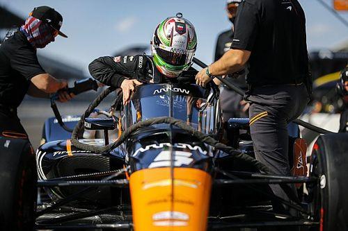 IndyCar-győzelem, ami F1-es tesztet ér a McLarennel