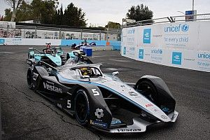 Vandoorne's Rome E-Prix crash cause revealed
