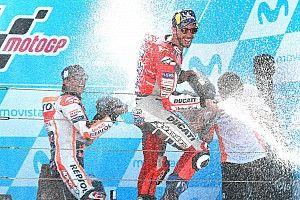 """Dovizioso : """"Reprendre 72 points en cinq courses, c'est impossible"""""""