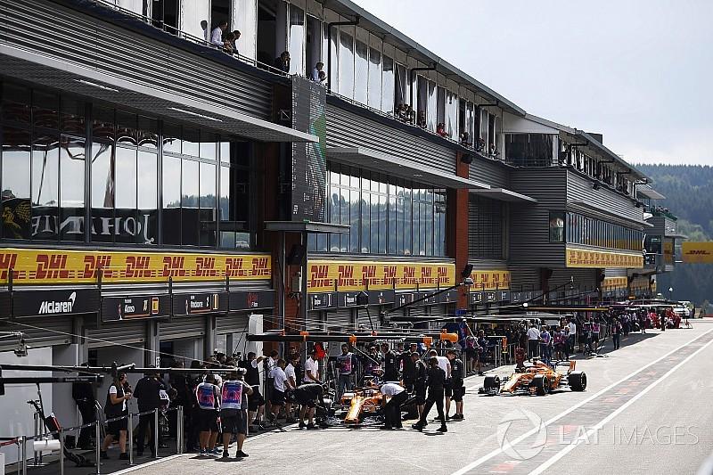 "McLaren ve en Sainz-Norris a una pareja de pilotos ""impresionante"""