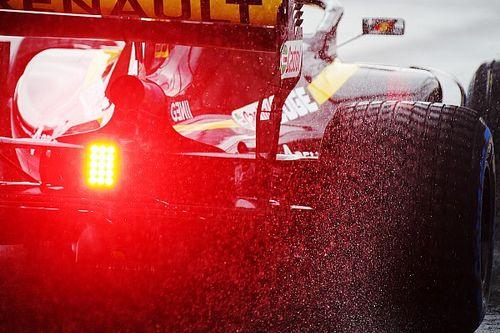 Онлайн. Гран При Германии: дождевая гонка
