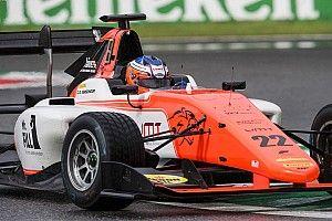"""Verschoor ziet GP3-doel dichterbij komen: """"Hebben in Monza weer stap gezet"""""""