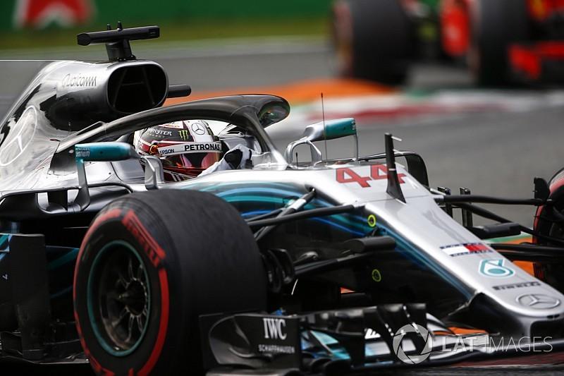 Winnende Hamilton vindt aantijgingen van Vettel onterecht