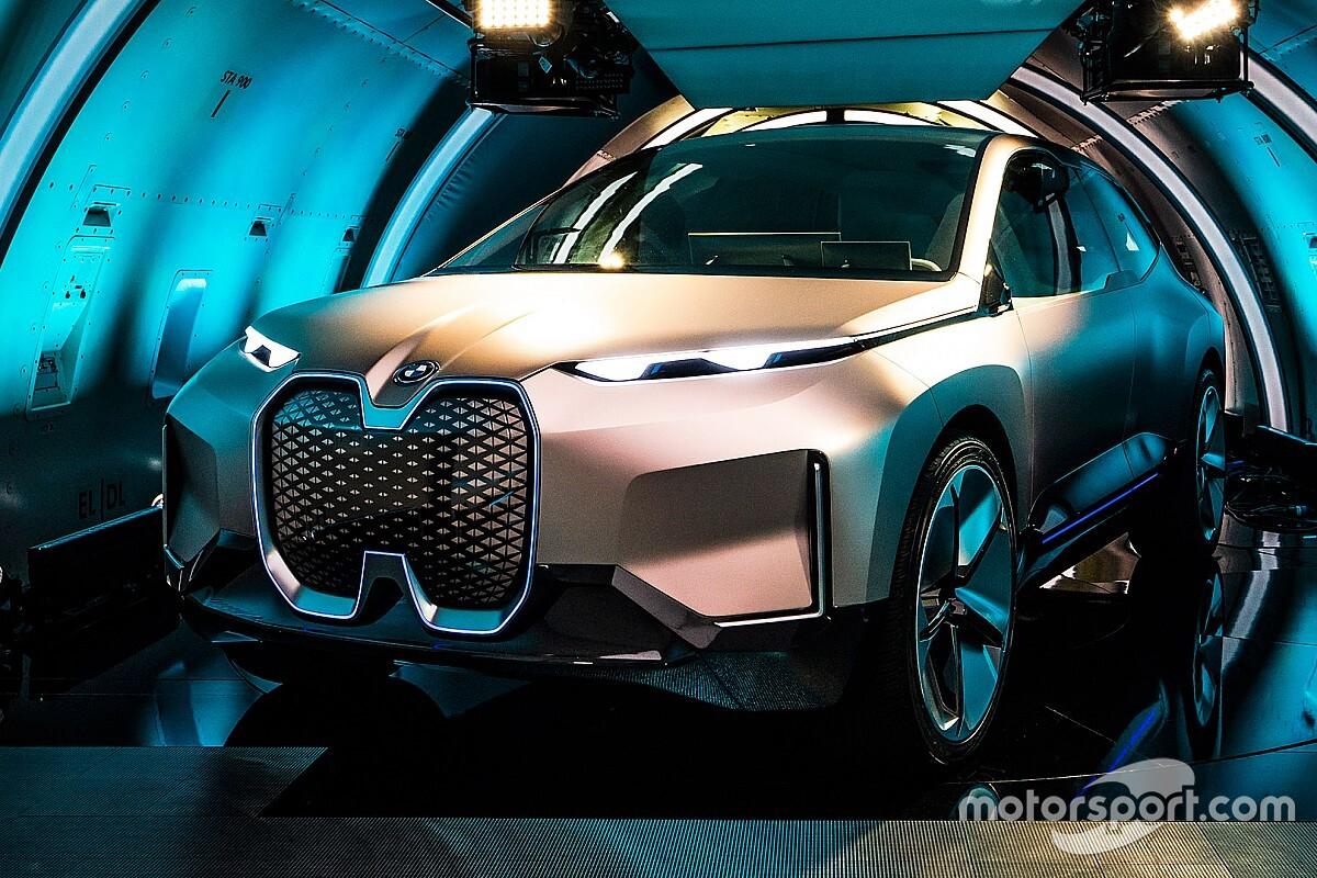 BMW розсекретила концепт-кар iNEXT Vision