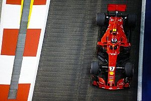Raikkonen apunta que perdieron en Singapur desde la calificación