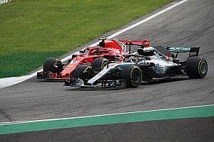F1 Debrief: Hamilton's hammer blow, Vettel spins, Grosjean DQ