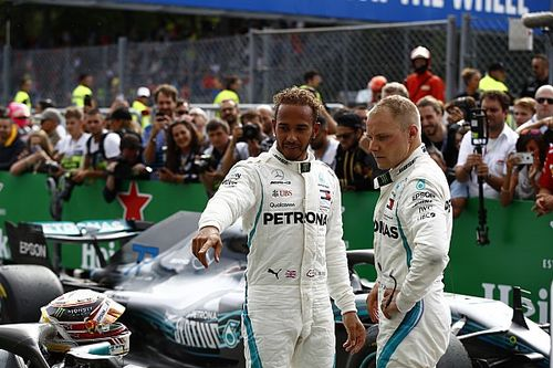 Mercedes denkt voorlopig nog niet aan teamorders