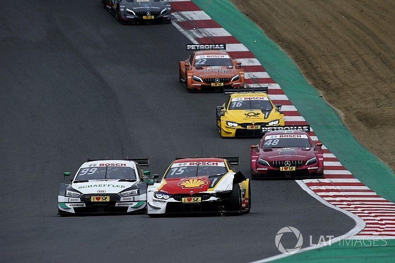 Berger wants long-term DTM future for Brands Hatch