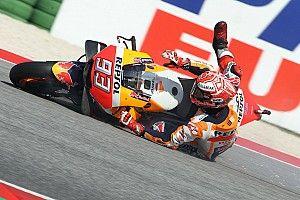 Rainey exhorte Márquez à moins tomber