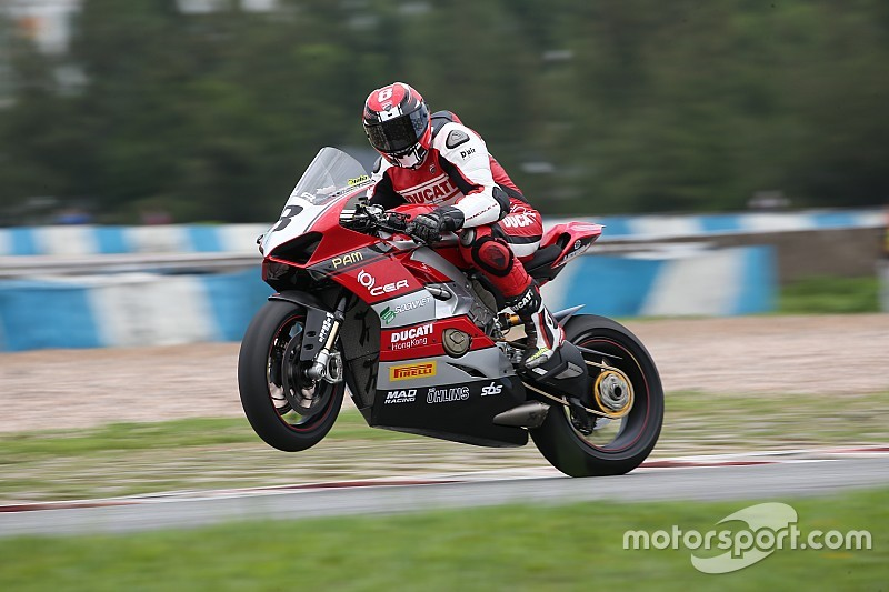 """Pirro svela: """"La Ducati V4 ha un potenziale molto alto. Lotterà subito per vincere!"""""""
