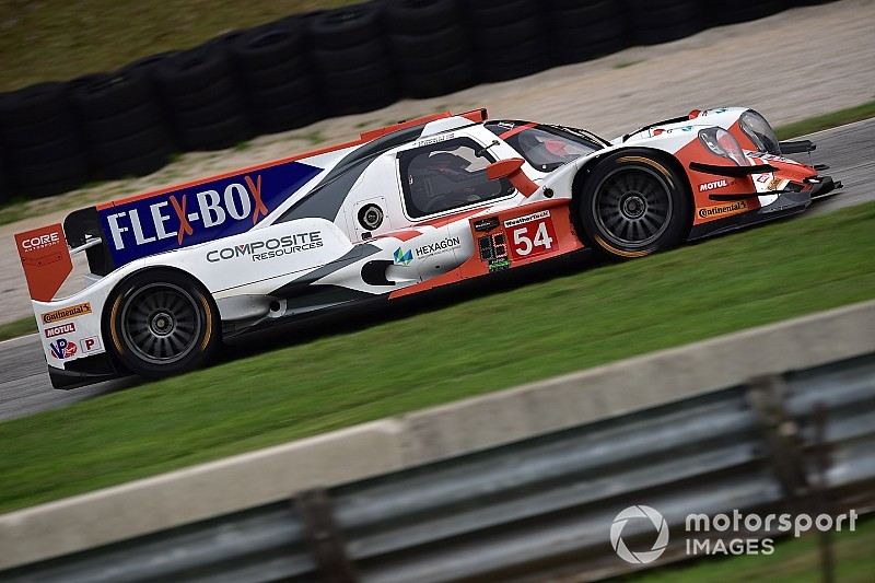 Petit Le Mans: CORE autosport on top in FP2