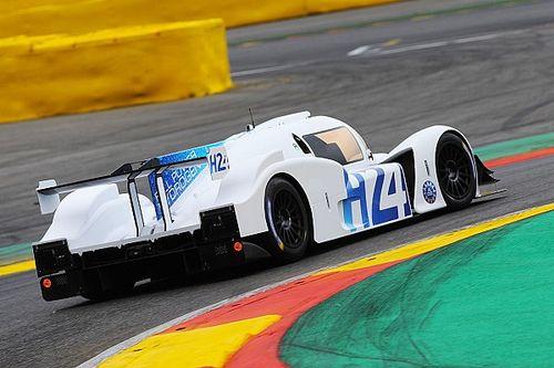 L'ACO a fait rouler une voiture de course à l'hydrogène avec MissionH24