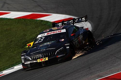 "DTM ""digging own grave"" with pointless penalties - Juncadella"