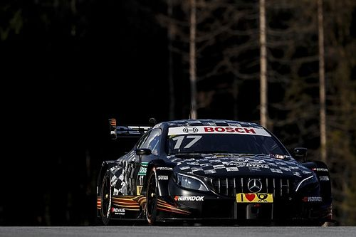 Ogier feels he showed full-time DTM potential