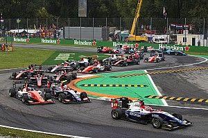 La FIA Formule 3 assemble une grille de 30 voitures