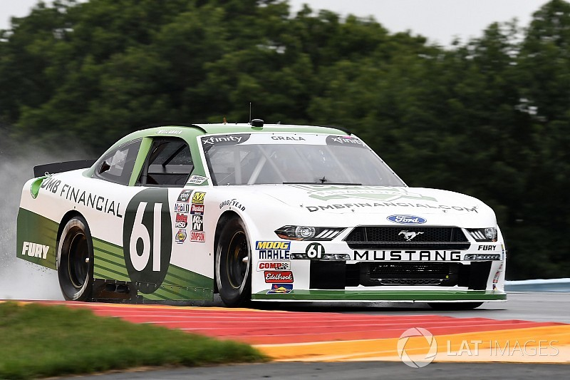 Fast and Fury(ous): Kaz Grala confident ahead of Mid-Ohio