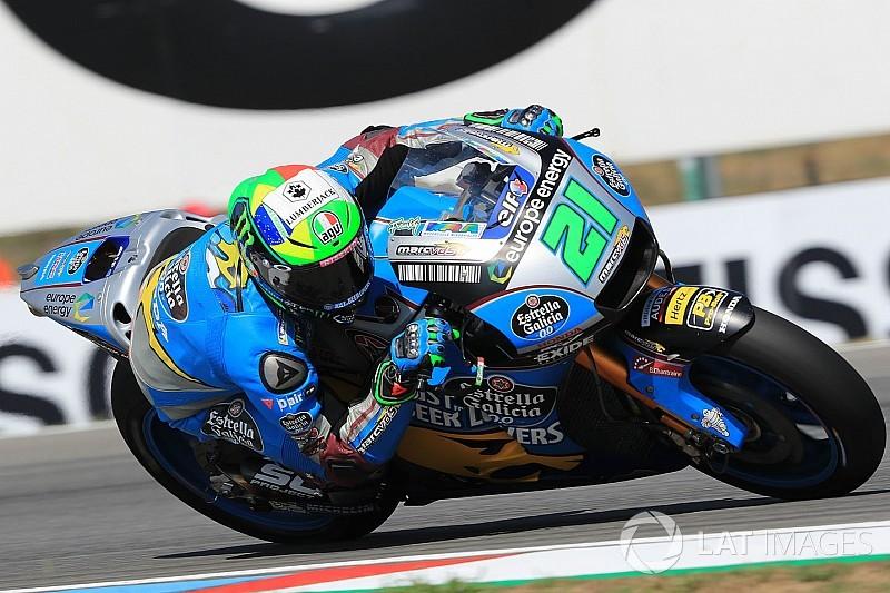 Morbidelli é punido e perde três posições no grid da Áustria