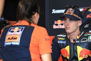 Espargaro to miss Austrian GP after Brno crash