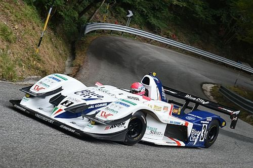 Il Trofeo Scarfiotti è di Christian Merli e dell'Osella
