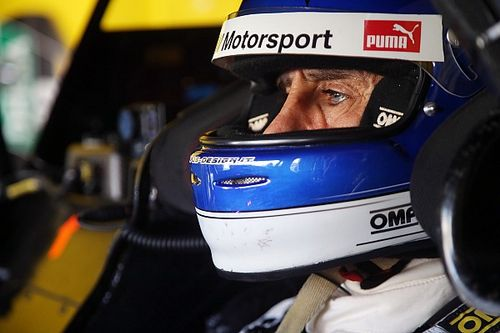 Zanardi közel 300 kört tesztelt a BMW M4-es DTM-autójával