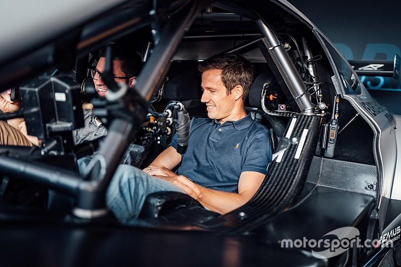 Sébastien Ogier va faire une pige en DTM