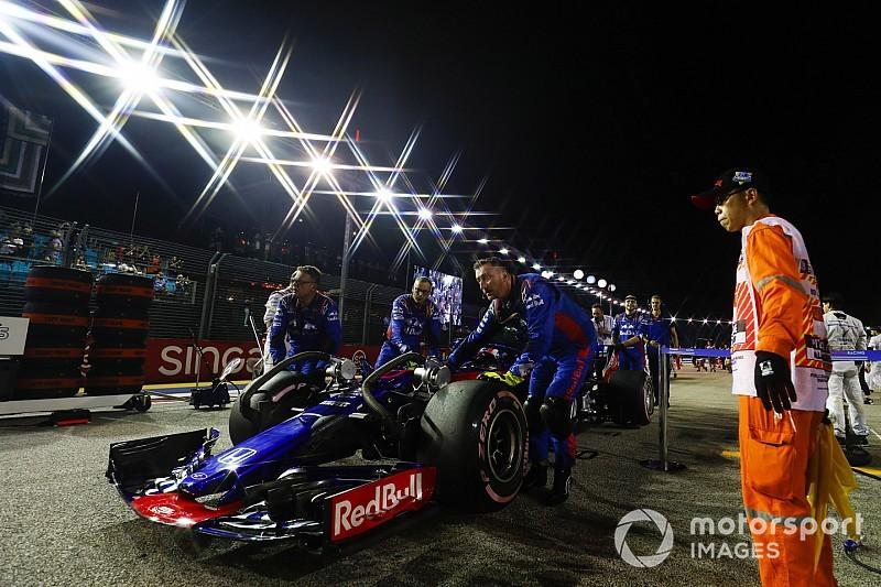Csak Amerikában debütálnak a Toro Rosso régóta várt fejlesztései